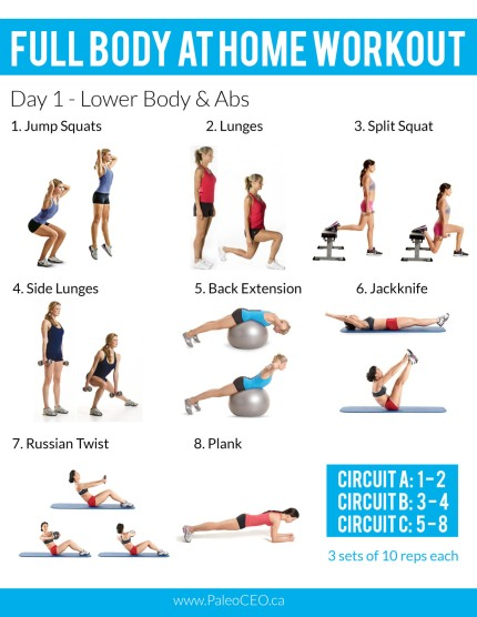 full-body-home-workout